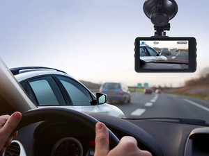 This well-rated Apeman 1080p Dash Cam has never sold for less