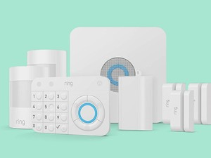 Protect your home with Ring's 8-piece security system on sale!