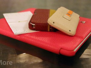 Vaja premium leather cases for iPhone and iPad: Agenda, LP, and Lèger review