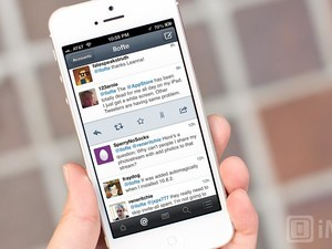 Flurry for Twitter for iPhone review