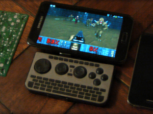 iControlPad 2 hits Kickstarter with full keyboard, game controls, and open source