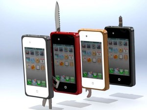 Meet 'Task One', a Swiss Army type of iPhone case launching soon on Kickstarter