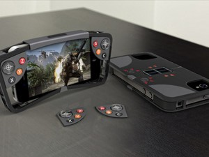 FlipSide gaming case arrives on Kickstarter with claimed support from Apple