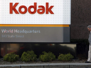 Apple and Google supposedly join forces to buy out Kodak patents