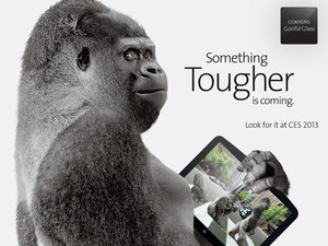 Corning to show off even tougher Gorilla Glass 3 at CES 2013