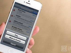 How to mark an email as unread on your iPhone and iPad