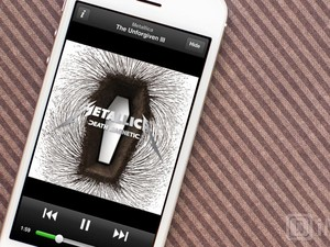 Spotify for iPhone and iPad updated with new interface