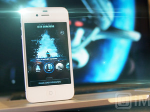 Official Star Trek Into Darkness app wants you to scan the sights and sounds of Trek