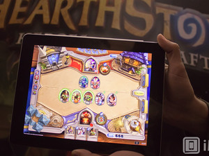 Hands-on with Hearthstone for iPad