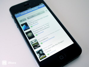 Google Play Books for iPhone and iPad updated with support for rented textbooks
