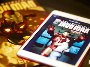 Best comic book reader apps for iPhone and iPad