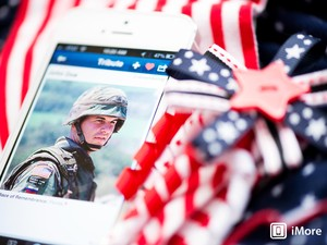 Honor your fallen loved ones this Memorial Day with Tributopia for iPhone