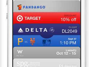 Passbook for iOS 7 to support scanning QR codes