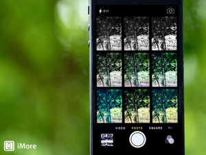 How to use live camera filters on your iPhone