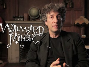 Author Neil Gaiman plans 'Wayward Manor' game for Mac, PC and tablets