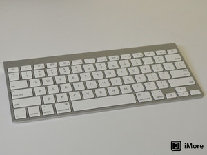 New Apple Wireless Keyboard shows up in Online Store