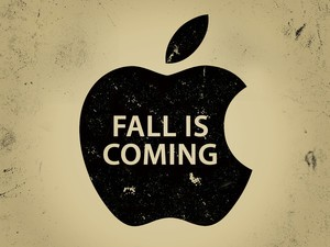 'Fall is coming' wallpapers