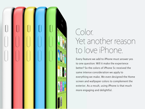 Apple posts iPhone 5C video explaining materials used, shows off colors