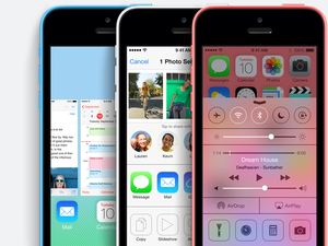 iPhone 5c tech specs: It's pretty much an iPhone 5 with a colorful makeover