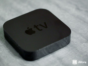 Apple issues minor update for Apple TV