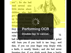 PDFPen Scan + takes scanning and OCR mobile via iPhone/iPad camera
