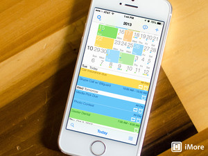 weekflow calendar for iPhone review: Use colors, grids, and gestures to  better organize your schedule