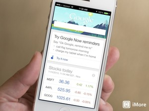 Google Search for iOS adds notifications, reminders, and more!