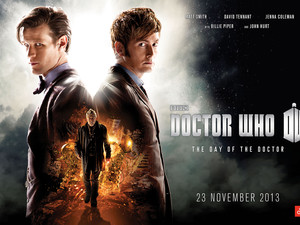 Doctor Who: The Day of the Doctor now available on iTunes!