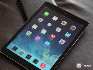 How to transfer data from your old Android tablet to your new iPad Air or Retina iPad mini