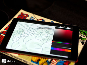 Procreate 3 is now iPad Pro and Apple Pencil ready