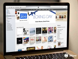 Apple posts deals on music in Boxing Day sale for Canada, UK