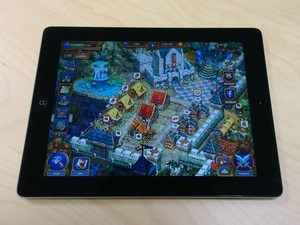 Build a fantasy village and take it anywhere in The Tribez & Castlez