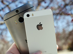 HTC One M8 vs. iPhone 5s: An in-depth camera comparison