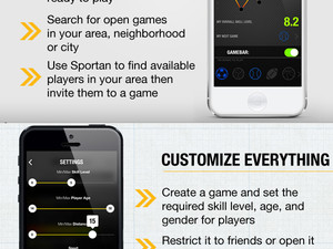Fund This: Sportan plays matchmaker for pick-up sports