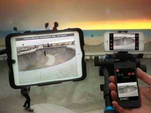Ultrakam lets you record super-high-resolution 2K video with your iPhone