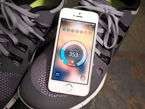 Breeze, by the makers of RunKeeper, aims to keep you moving in style