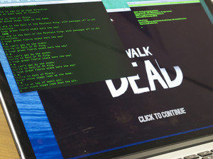 From Colossal Cave to The Walking Dead: The legacy of Interactive Fiction