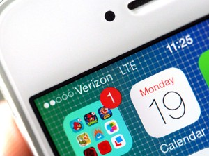These iPhones and iPads take advantage of Verizon XLTE