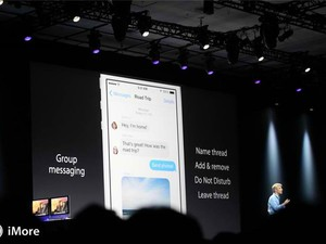 Messages get beefed up on iOS 8