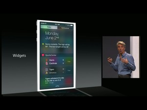 Widgets in iOS 8: Explained