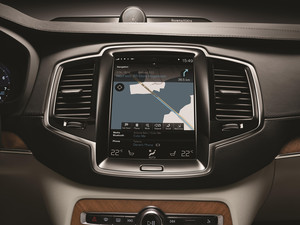 Apple CarPlay confirmed for new Volvo XC90