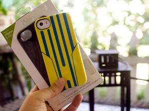 iSkin exo case for iPhone 5 and iPhone 5s review and giveaway!