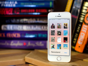How to enable automatic downloads for Newsstand subscriptions
