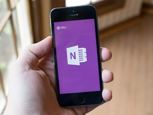 OneNote for iPhone and iPad updated