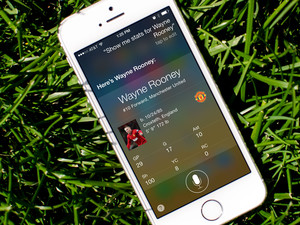 How to look up player stats with Siri