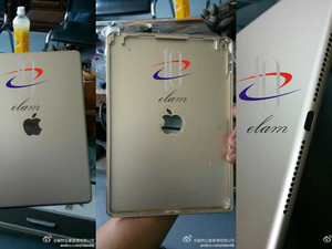 Next iPad Air subtly redesigned if new images are to be believed