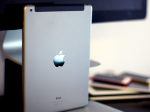 Could the iPad replace the Cintiq on illustrators' desks?