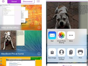 Screens VNC updated for iOS 8