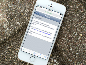 How to reset a forgotten iCloud or iTunes password
