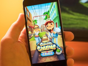 Subway Surfers heads to Cairo in the game's latest update